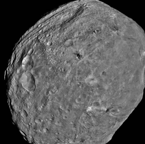 Астероид Веста